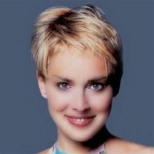 Coupe De Cheveux Femme Courte : coupe courte femme blonde ~ Melissatoandfro.com Idées de Décoration