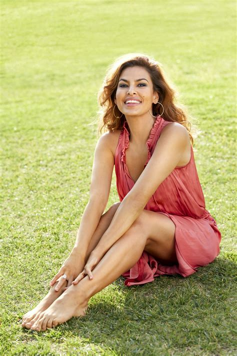 Eva Mendes Photoshoot For Shape