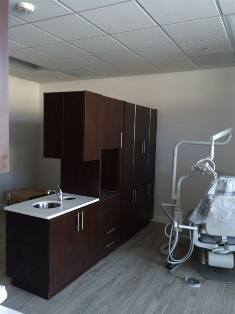 Custom Dental Office Cabinets  Cabinet Plus Inc