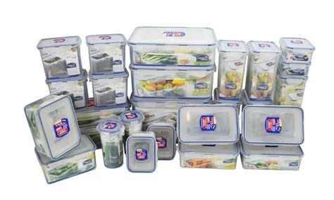 Lock&Lock Storage Container Set   Groupon