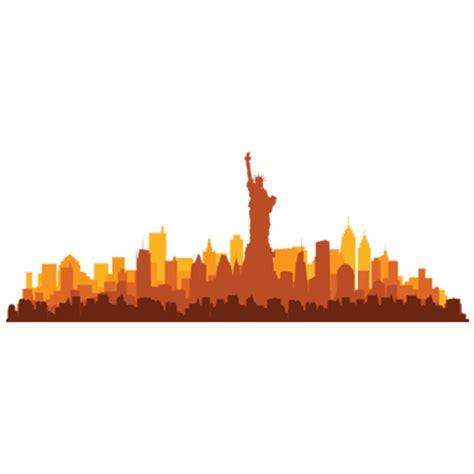 frise murale new york stickers muraux frise new york sticker d 233 coration murale dezign fr