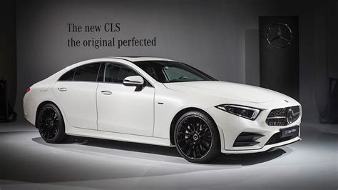 2018 Mercedesbenz Cls C257 Gets A Polarizing Rear End