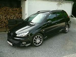 Black tuned [Peugeot 206 SW] - Préparation complète et ...