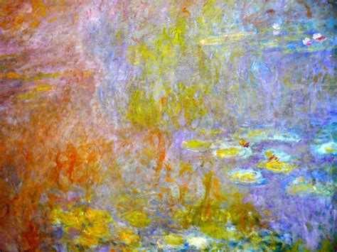 panoramio photo of water lilies by claude monet tate