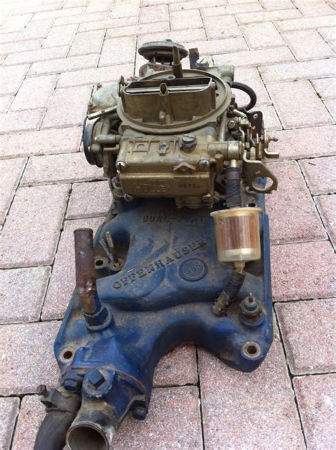 offenhauser 360 w holley 600 keep or not ford forums ford cars tech forum
