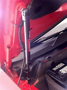 Mustang Cpc Hood Strut Kit  2007