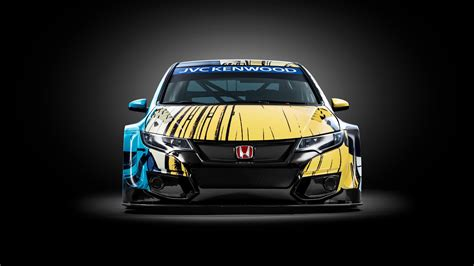 Honda Wallpapers honda civic wtcc wallpaper hd car wallpapers id 6679
