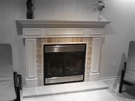 Professional Kitchen Design Ideas - fireplace mantel shelf modern home improvement ideas