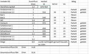 Hydraulischer Abgleich Berechnen : hydraulischer abgleich grundlagen seite 19 ~ Themetempest.com Abrechnung