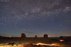Monument Valley Milky Way NASA (page 5) - Pics about space