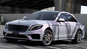Mercedes S63 Amg : 2014 mercedes amg s63 amg add on replace gta5 ~ Melissatoandfro.com Idées de Décoration