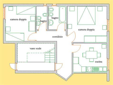 Piantine Appartamento by Awesome Planimetria Da Letto Pictures Home