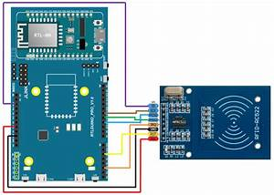 Ameba Arduino   Rtl8195   Rtl8710  Rfid  U2013 Using Rfid Rc522