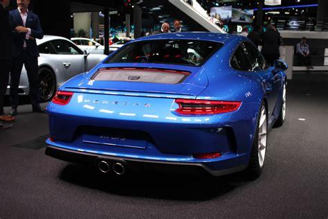 porsche 911 preis porsche 911 gt3 touring paket 2017 preis spoiler