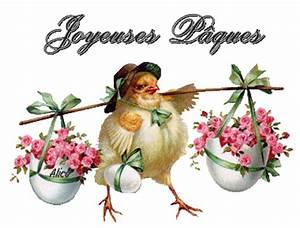Lundi De Paques Signification : gifs poules de p ques page 2 gifs gratuits pjc ~ Melissatoandfro.com Idées de Décoration