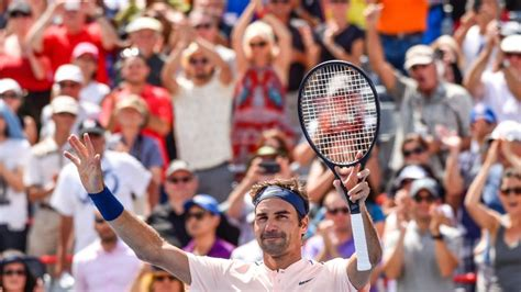 Roger Federer Aims To Win Third Grand Slam Of Year At The