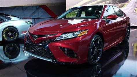 toyota camry trim levels release date redesign price