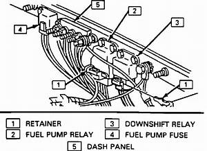 1989 chevy silverado radio wiring diagram 1989 toyota With 2005 gto fuel pump