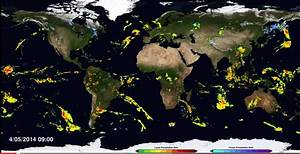 NASA Live Earth Satellite Map - Pics about space
