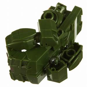 Gacha Arms Microns Bulkhead Knuckle  Transformers  Prime