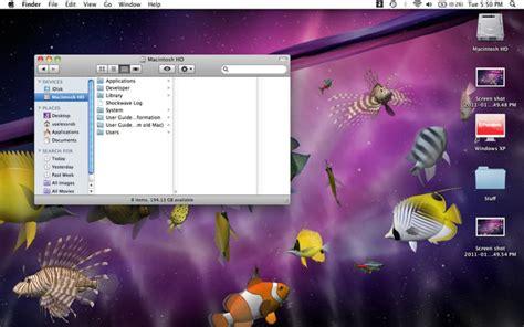 Desktop Aquarium 3d Live Wallpaper & Screensaver For Mac