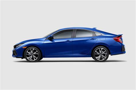 2017 honda civic sedan 2017 honda civic si sedan might be rated at 32 mpg