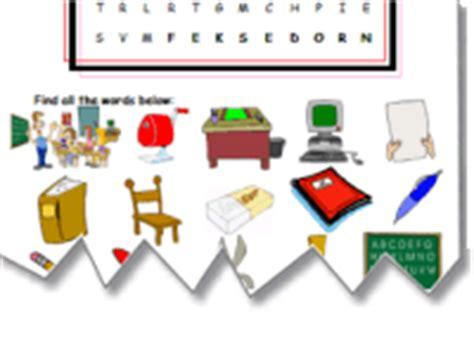 mes englishcom classroom worksheets crosswords