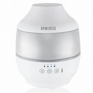 Homedics Cool Mist Humidifier Instructions