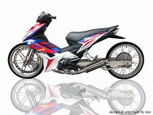 Motorcycle Modifications  Honda Blade