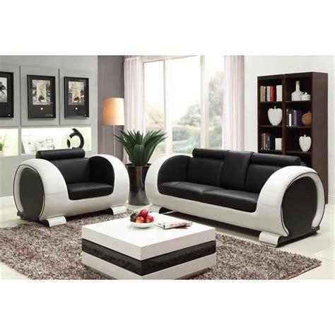 AUSTIN Ensemble canapé 3 places + fauteuil en croûte de