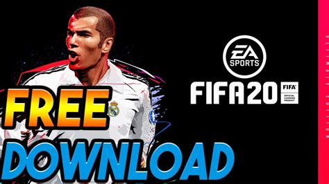 Click button below and install fifa 20 on your pc. FIFA 20 Free Download PS4XBOXPC - FIFA 20 Free Key Code ...