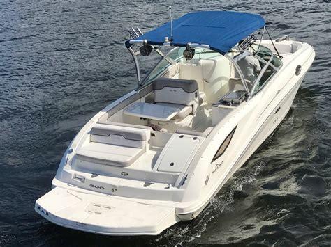 sea ray  sundeck   sale   boats