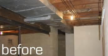 Basement Roof Ideas Photo Gallery by Modern Basement Ceiling 5 Design Ideas Enhancedhomes Org