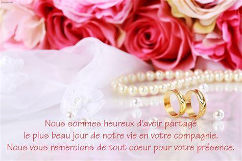 carte de voeux pour mariage cartes virtuelles mariage texte remerciements joliecarte