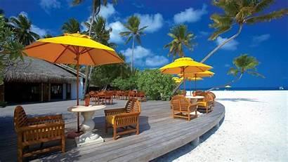 Wallpapers Tropical Paradise 1080p Landscape Resort Nature