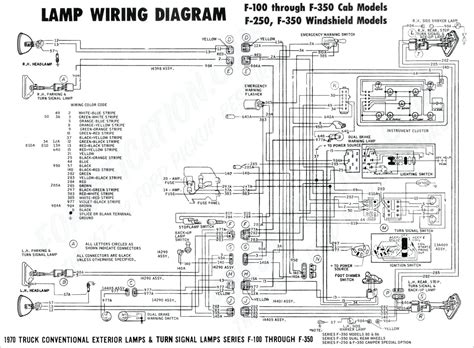 Ford One Wire Alternator Wiring Diagram Free