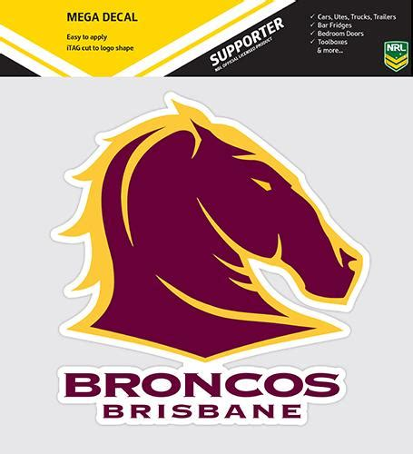 Is one of the png about free brisbane broncos png. Brisbane Broncos Logo Sticker