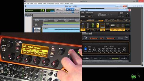 Eleven Rack Driver V1.1.6 On Pro Tools Le8 And Pro Tools 9