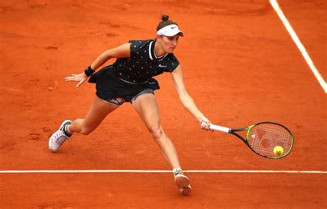 Marketa vondrousova is a name that tennis players always look out for in a draw. Vondrousova first teen to reach Roland Garros final since ...