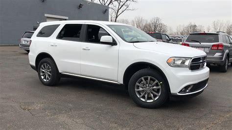 New 2018 Dodge Durango Sxt Sport Utility In Antioch