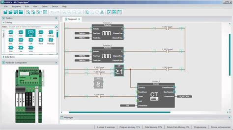 smart programmable relays plc logic system overview