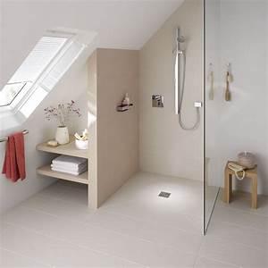 Refaire sa salle de bains : installer une douche à l'italienne Receveur de douche, Douches et
