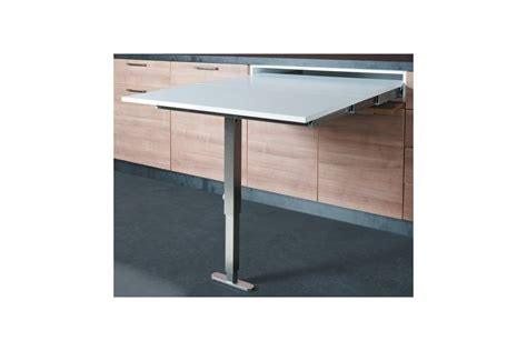 table de cuisine escamotable table cuisine escamotable tiroir maison design bahbe com