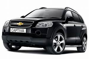 The Sleek  U0026 Stylish  U2013 Chevrolet Captiva Suv