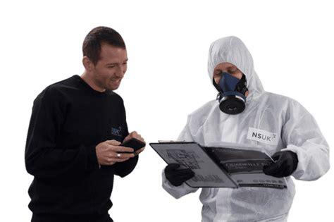 asbestos survey merton fire risk assessment nsuk