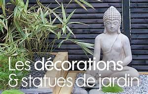 Statue Deco Jardin Exterieur : achat nain de jardin et statue de jardin jardinerie truffaut ~ Teatrodelosmanantiales.com Idées de Décoration