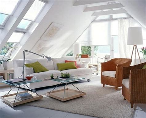attic living 20 beautiful attic living room design ideas rilane