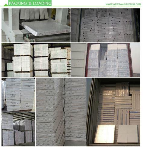 2x4 Sheetrock Ceiling Tiles by Gypsum Board False Ceiling Price 60x60 Gypsum Ceiling