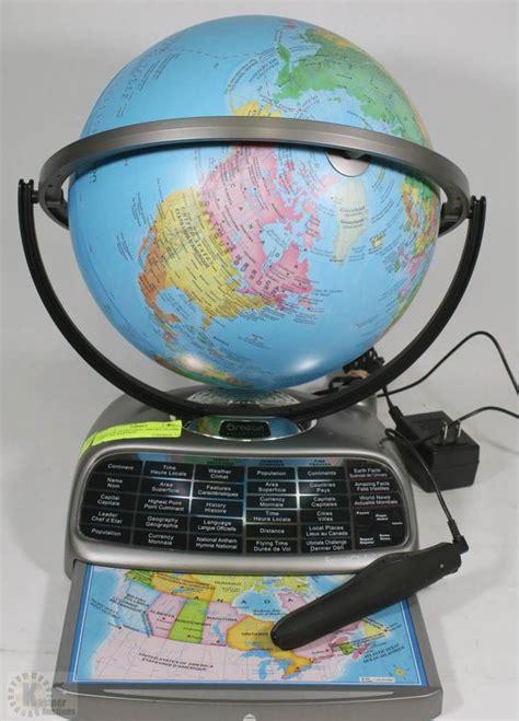 Oregon Scientific Smart Globe Deluxe Edition
