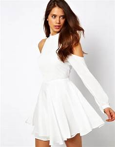 5 trendy wedding reception dresses paperblog With skater dress for wedding